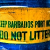 Do not litter!